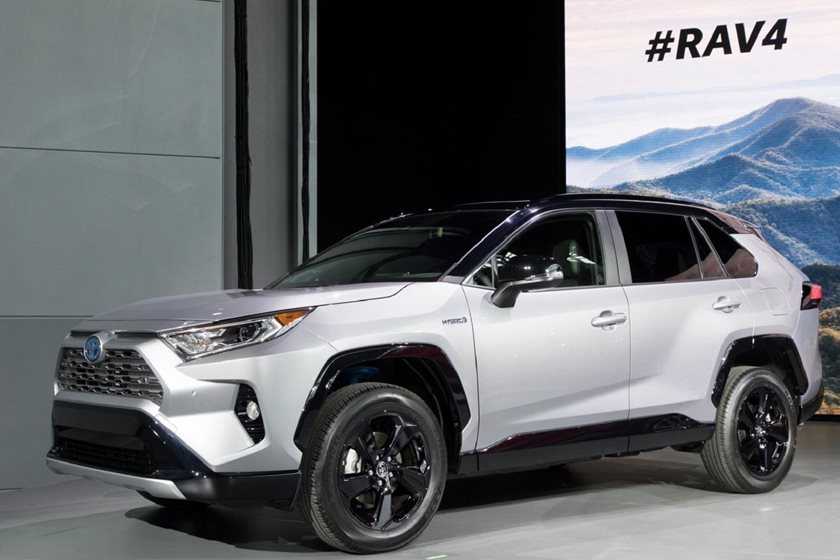 10 Things You Don't Know About the 2019 Toyota RAV4 | CarBuzz