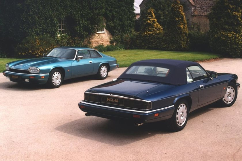Cheap To Buy Expensive To Own Jaguar Xjs Carbuzz