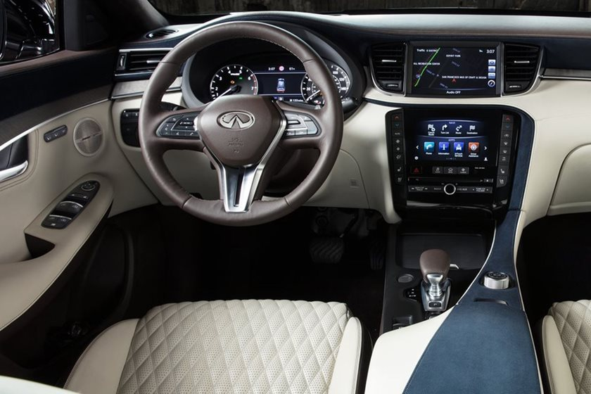 Big Improvements Are On The Way For Infiniti's Infotainment