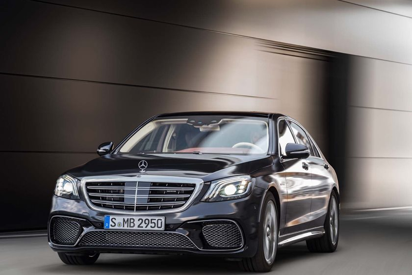 The Mercedes Amg V12 Is Effectively Dead To You And Me Carbuzz