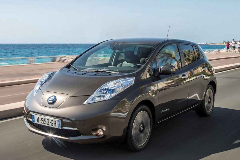 Nissan Will Recycle Old Leaf Batteries At A Former Radioactive No Go