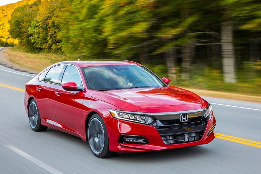 Honda Accord Lease >> Honda Hopes Better Lease Deals Will Help It Sell The Accord