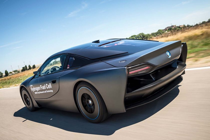 BMW Wants To Build A Hydrogen-Powered Race Car | CarBuzz
