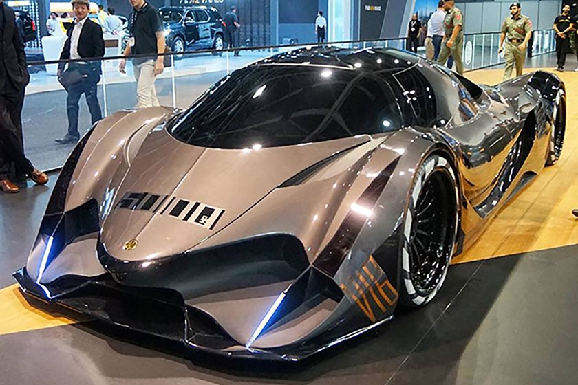 New Video Shows The 5000 Hp Devel Sixteen May Actually