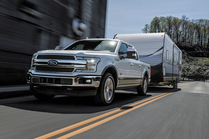 2019 Ford F-150 Diesel Gets 30 MPG Highway, But There's A