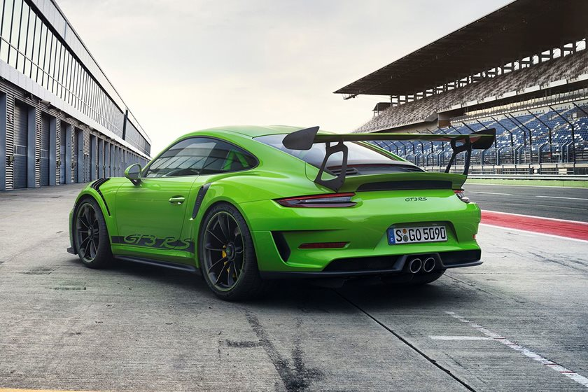 Porsche Wants To Make A Naturally Aspirated 911 With 9,500 RPM