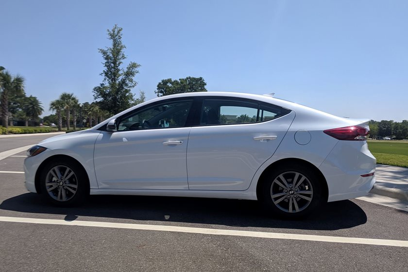 2018 Hyundai Elantra Test Drive Review Great Value But There S A
