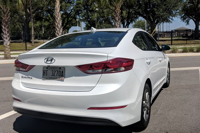 2018 Hyundai Elantra Test Drive Review: Great Value But