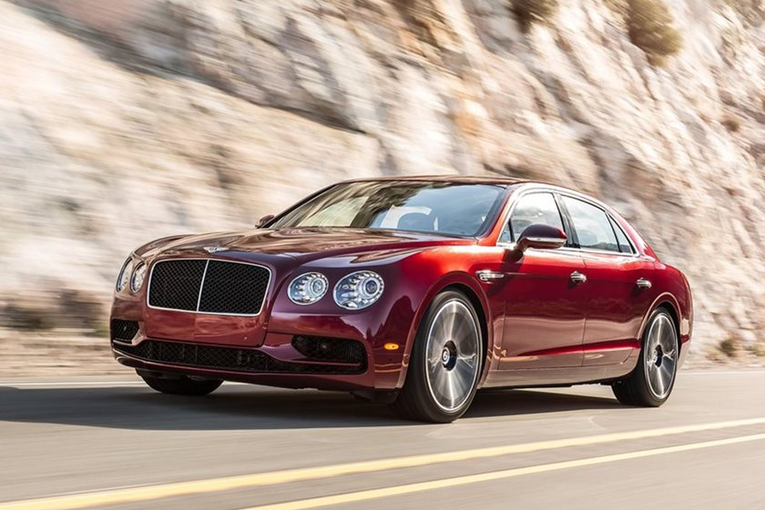 Bentley Promises 2019 Flying Spur Will Be More Distinctive Carbuzz