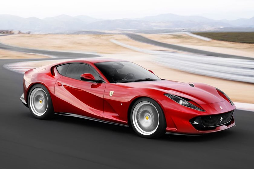 Ferrari Sales Are Up Because People Love V12 Engines Carbuzz