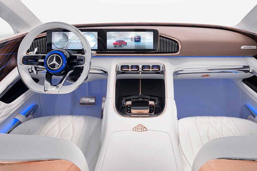 2020 Mercedes S Class Will Have Significantly More Touch