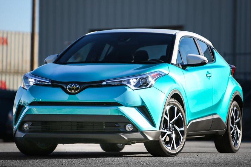 Toyota chr android auto