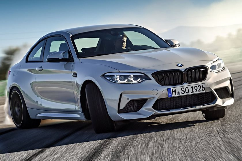 How Much Does A BMW Cost >> 2019 Bmw M2 Competition Doesn T Cost Much More Than The
