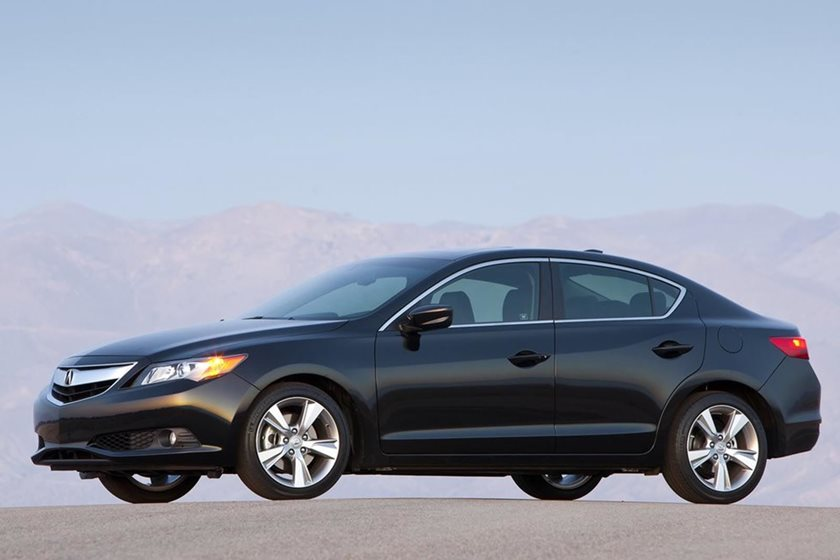 Here's Why You Should Consider The Acura ILX Over A Honda Civic Si