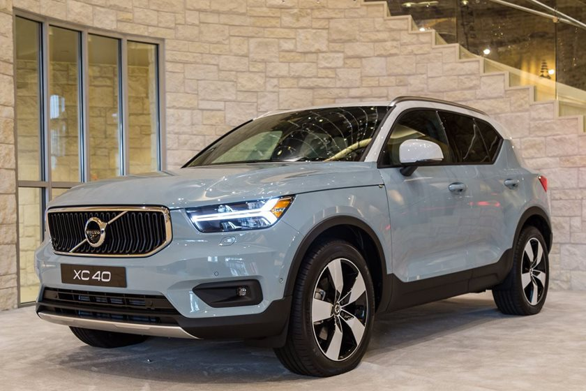 The Volvo Xc40 Is A Smash Hit With Nearly 80 000 Orders Carbuzz