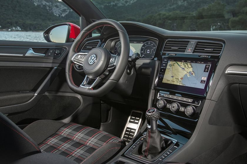 America's 2019 Volkswagen GTI Won't Ditch The Manual   CarBuzz