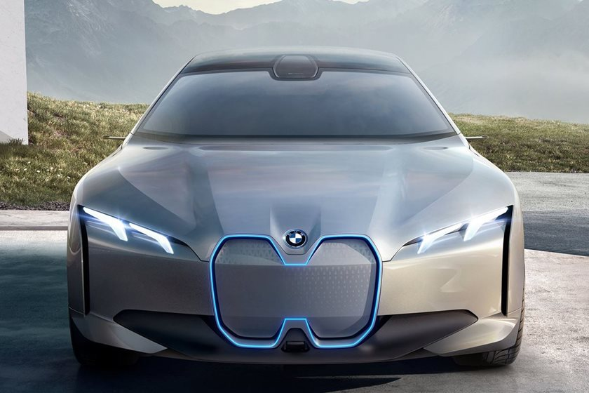 2021 BMW INext Is Fully Autonomous SUV >> Who Thought The Bmw Inext Ev Wouldn T Be An Suv Carbuzz