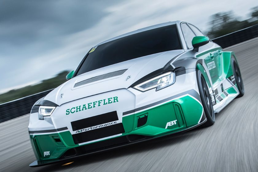 1,200-HP Audi RS3 Is The Ultimate EV Conversion | CarBuzz