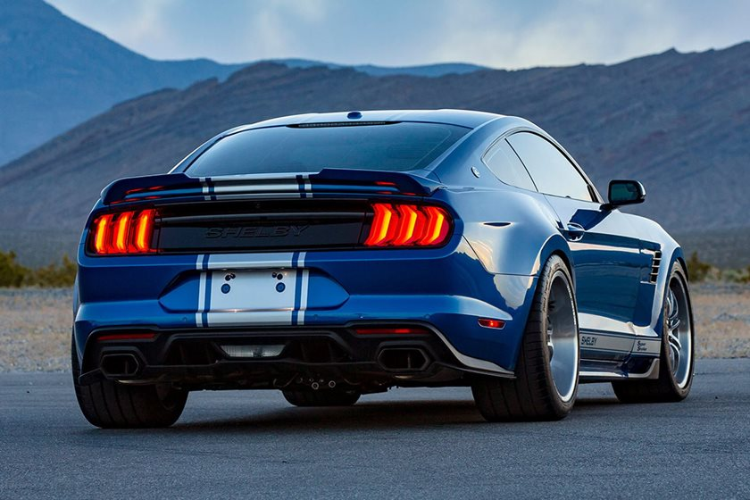 All-New 2018 Shelby Mustang Super Snake Packs 800 HP | CarBuzz