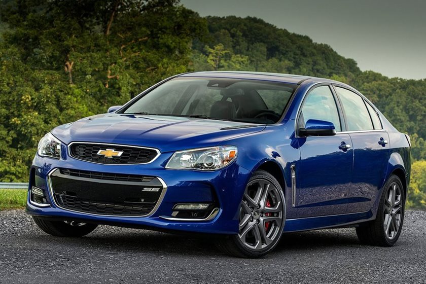 Awesome Chevrolet Ss Models That Are Now Very Affordable Carbuzz