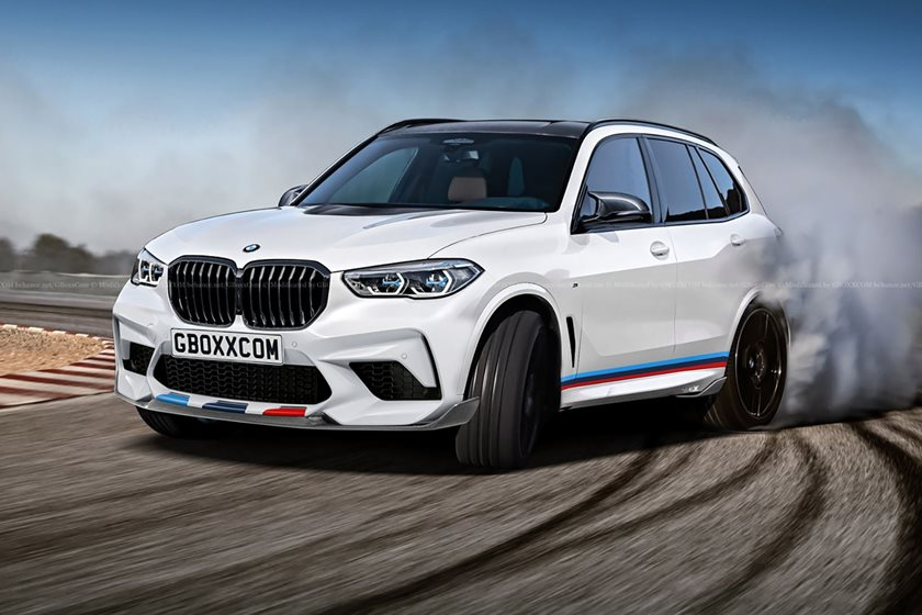 2020 BMW X5 M, Hybrid, Release Date, Interior >> The 2020 Bmw X5 M Will Be An Absolute Beast Carbuzz