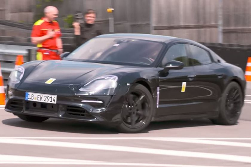This Is The Correct Pronunciation Of Porsche Taycan | CarBuzz