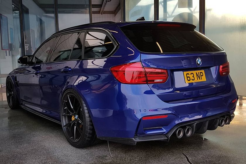 Build A BMW >> This Is The Brutal M3 Wagon We Wish Bmw Would Build Carbuzz