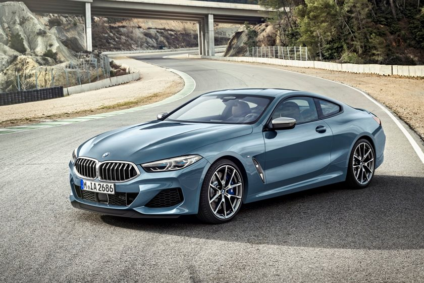2021 Bmw 8 Series Coupe Review Price Trims Specs Ratings In Usa Carbuzz