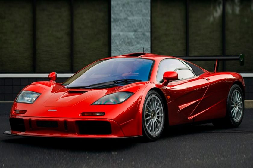 Pay Roadandtrack Com >> Someone Will Pay Insane Money For This Ultra Rare Mclaren F1 Lm
