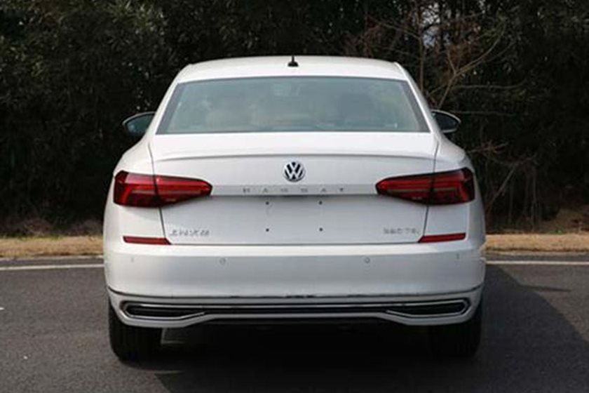 Could This Be Our First Look At The New Volkswagen Passat Carbuzz