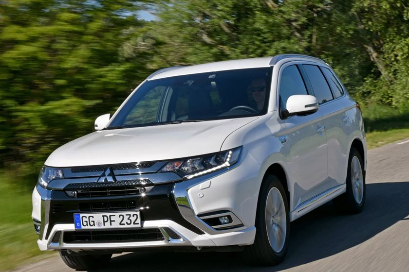 2019 Mitsubishi Outlander PHEV Offers More Power And Longer