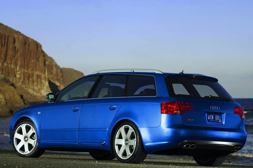 A Used Audi S4 Wagon Is What All Enthusiasts Should Dream Of