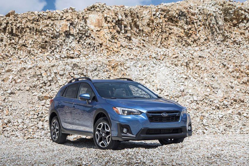 2019 Subaru Crosstrek Arrives With Updated Safety Tech | CarBuzz