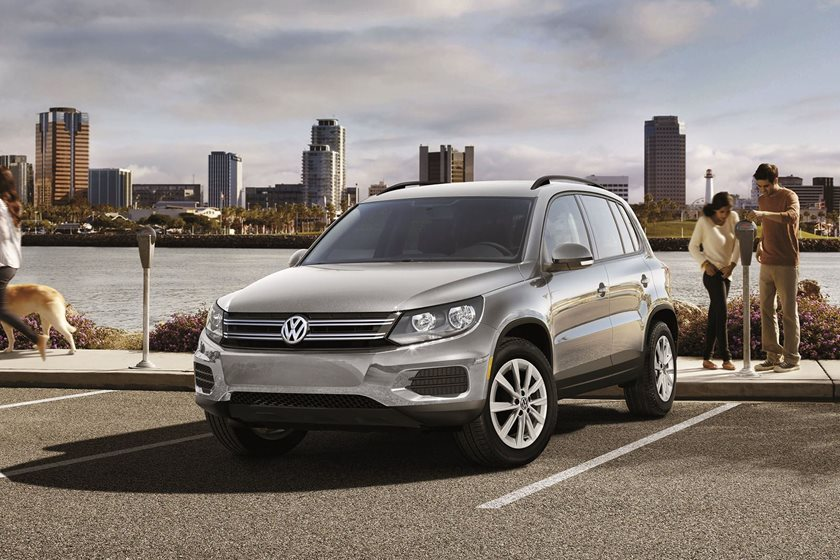 What Does Tiguan Mean >> Unsurprisingly Volkswagen Is Killing The Tiguan Limited In North