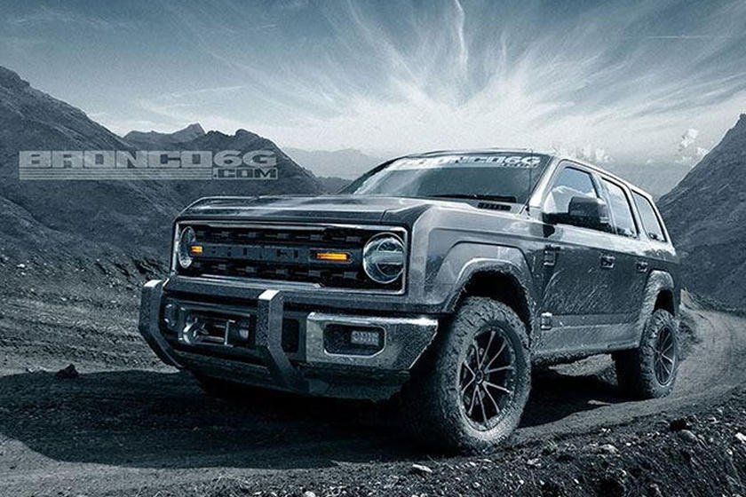 Best Off Road Suv 2020.Hennessey Has Extreme Off Road Plans For 2020 Ford Bronco