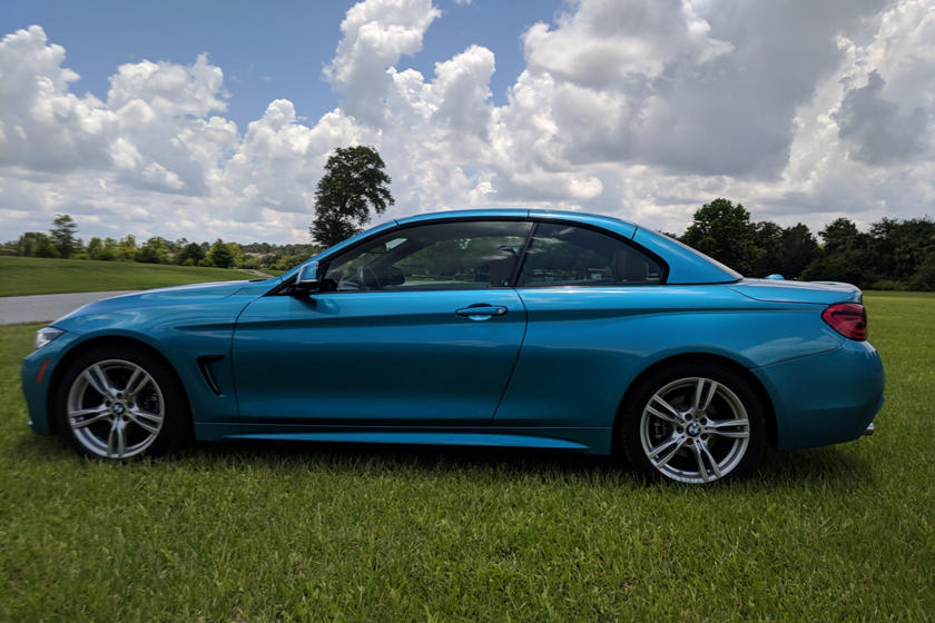 2018 BMW 4 Series Convertible Review: Top-Down Fun Comes ...
