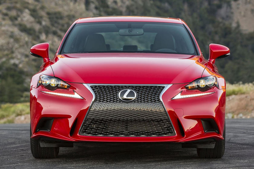 Nowość Will The 2020 Lexus IS Receive A Twin-Turbo V6 With Over 400 HP FQ98
