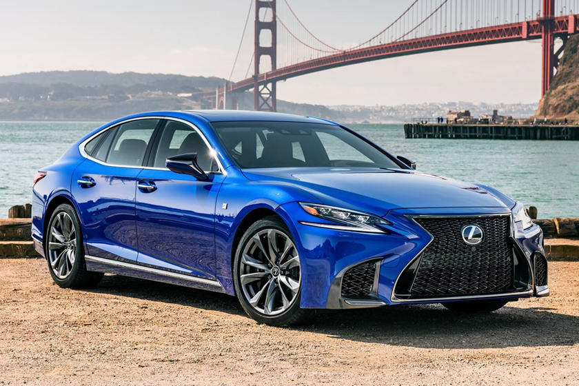 Will The 2020 Lexus IS Receive A Twin-Turbo V6 With Over 400