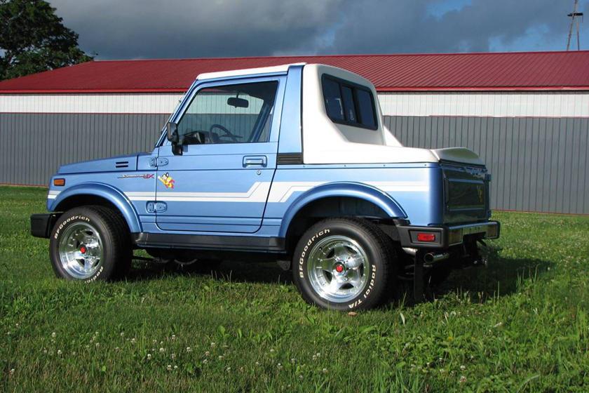 Suzuki off roader for sale