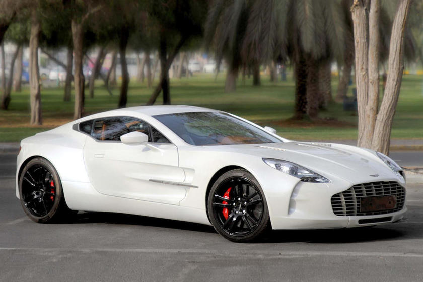 Rare Aston Martin One 77 With Just 186 Miles On Its Clock Can Be Yours Carbuzz