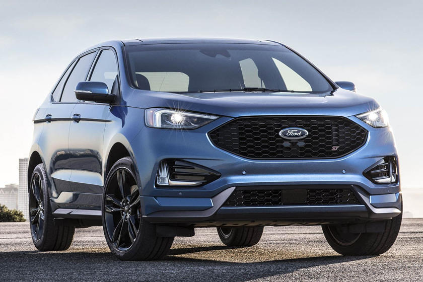 2019 Ford Edge St Arrives With 43 350 Price Tag Carbuzz