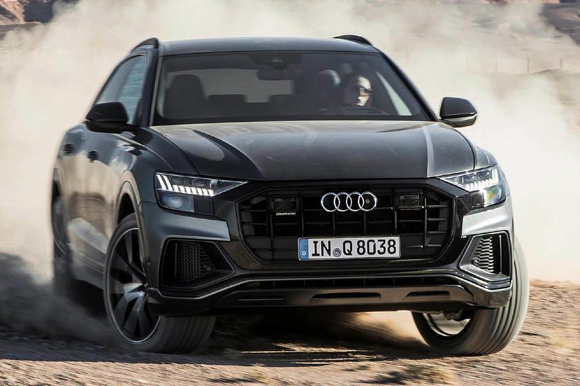 2019 Audi Q8 Should Start Around $73,000 | CarBuzz