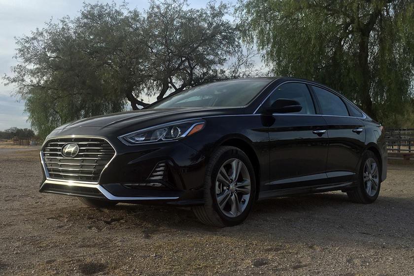 2018 Hyundai Sonata Test Drive Review: Flashier But Still