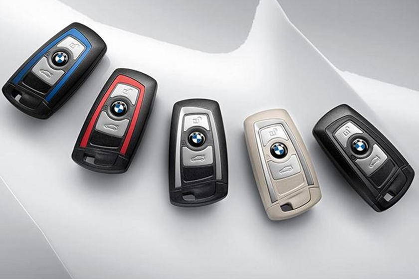 You No Longer Need A Key To Get In Your Bmw Carbuzz
