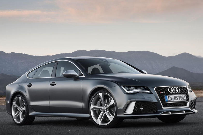 Could A Used Audi RS Car Be The Ultimate Path To Awesomeness