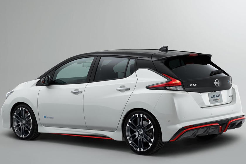 Nissan Leaf Range >> New Long Range Nissan Leaf With 200 Horsepower Is Coming