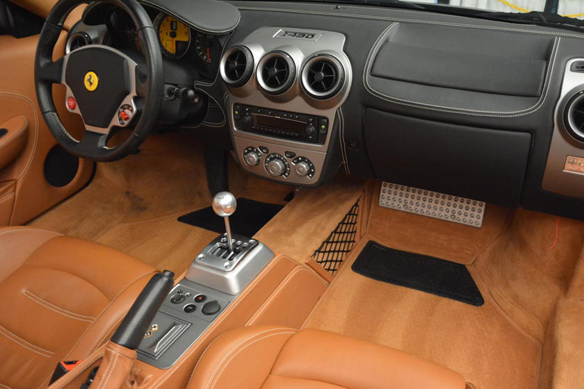 These Were The Final Mainstream Italian Supercars With A Manual Gearbox Carbuzz