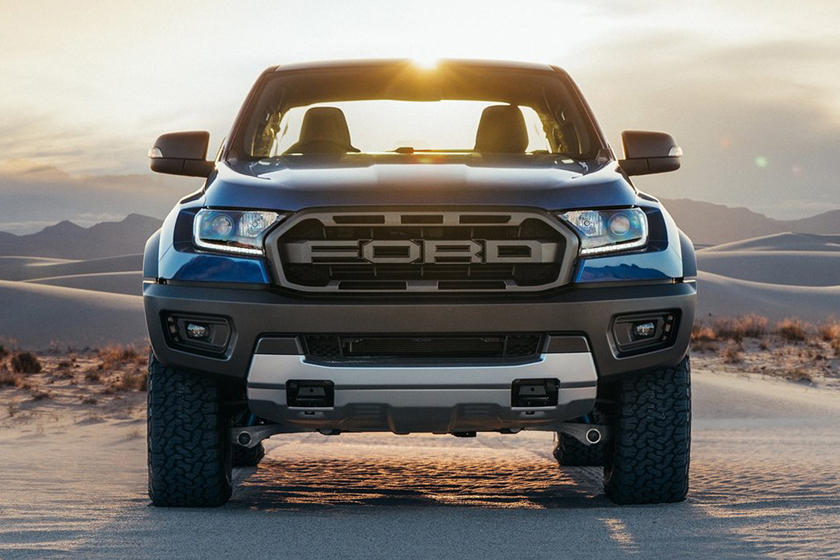 Ford Ranger Diesel >> Could The Us Spec Ford Ranger Raptor Get A Diesel After All Carbuzz