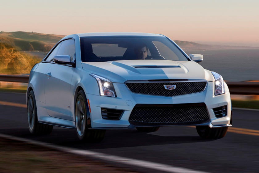 2019 Cadillac Ats V Coupe Will Cost 4 000 More Than The Current Model Carbuzz