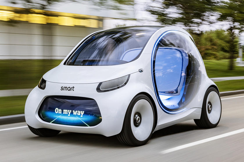 Mercedes Smart Car >> Why Mercedes Benz Needs To Make Smart The Next Mini Carbuzz